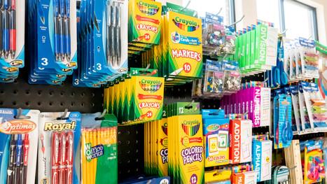 Urban Value Store School Supplies