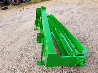 Custom Cultipackers - Crimpers - Tractor