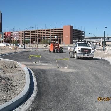 Roadways Infrastructure