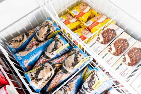 Urban Value Store Ice Cream