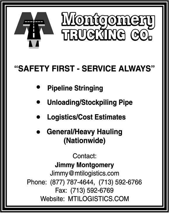 Montgomery Trucking
