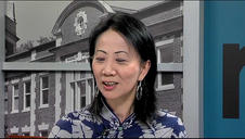 """""""Paul Pepper"""" show interviewed Violet Li on Qigong and Tai Chi, June 2010"""