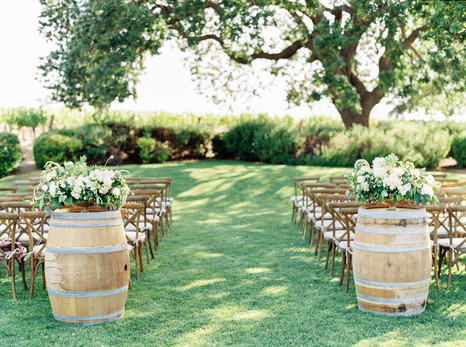 6 Soleil Events, Santa Ynez Wedding, Gai