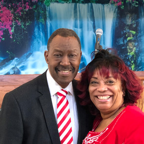 MEET THE PASTOR & FIRST LADY