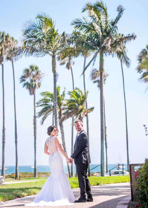 5 Soleil Events, Santa Barbara Wedding,