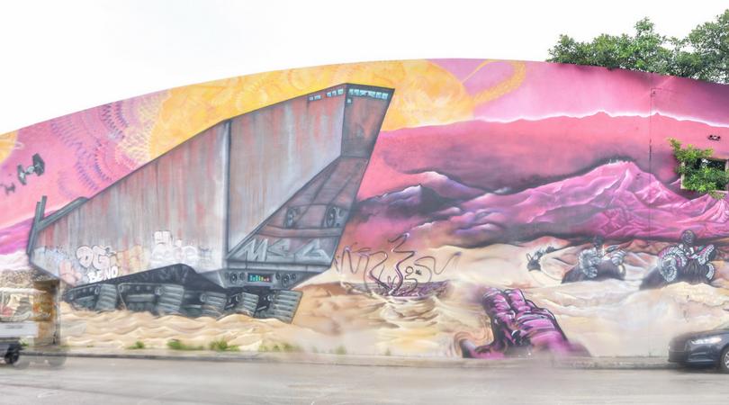 Krymwood Flats, Wynwood Arts District Miami Florida