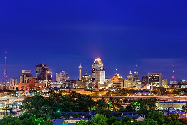San Antonio, Texas, USA skyline..jpg