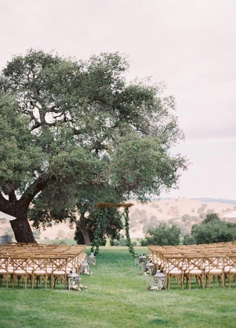 5 Soleil Events, Los Olivos Wedding, Fir