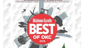 Best of OKC - 2nd Runner Up!