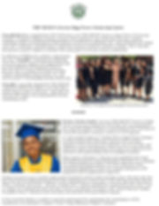 THE MOLES CDP Scholarship Update (Final)