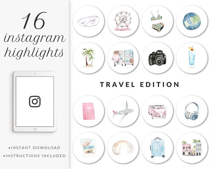 Instagram Highlights: Travel Edition