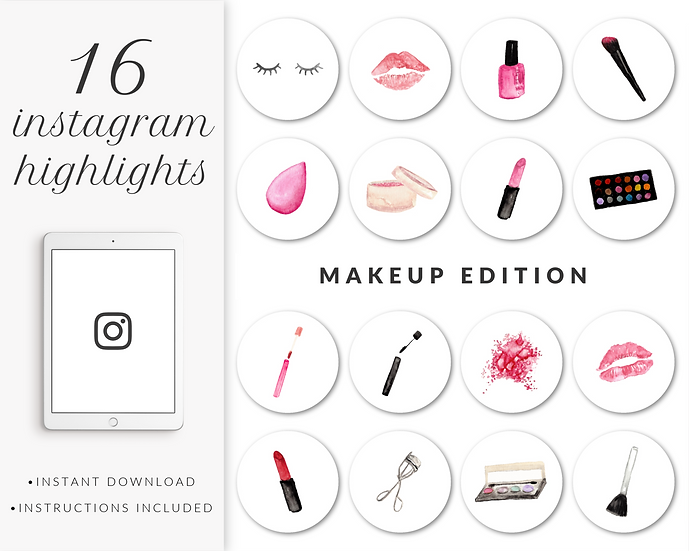 Instagram Highlights: Makeup and Beauty Edition