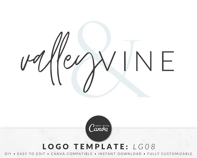 Logo Template - LG08