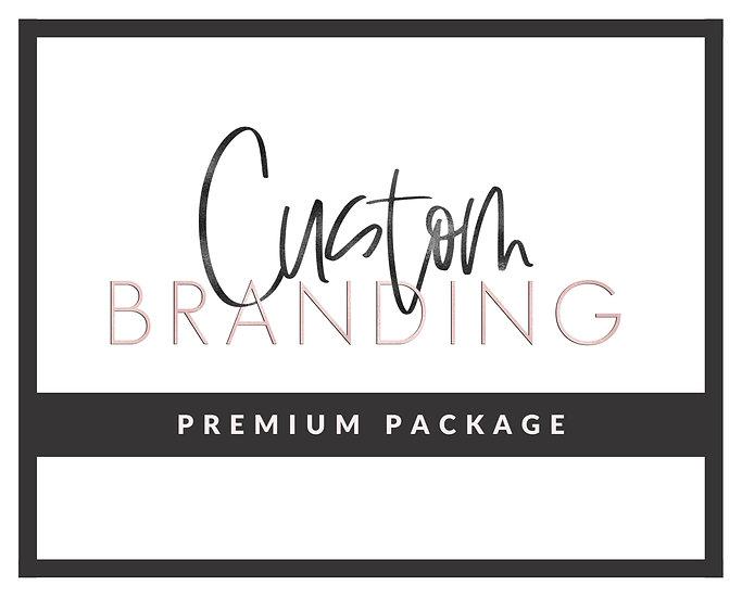 Custom Branding: Premium Package