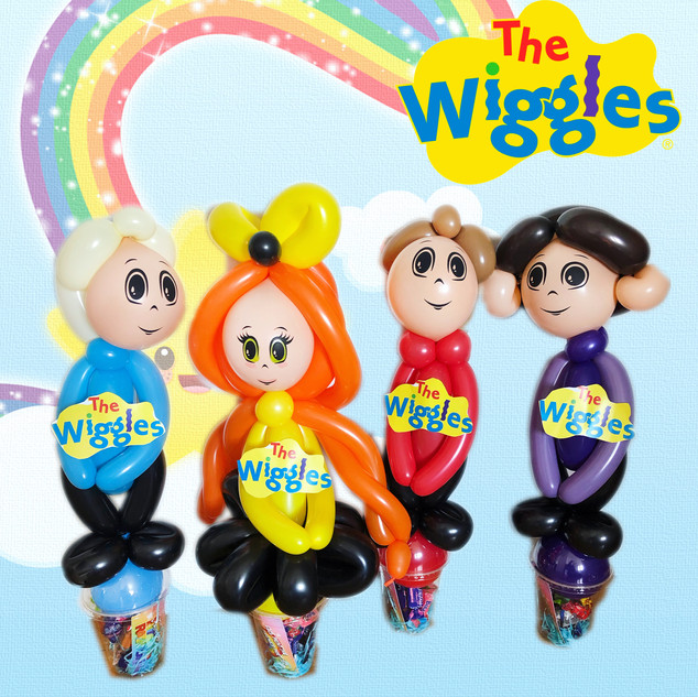 The Wiggles Balloons