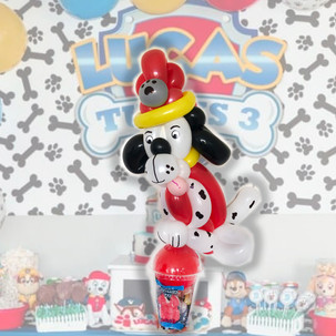 Marshall Paw Patrol balloon twisting party favour Wellington New Zealand