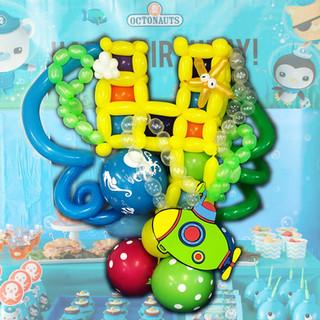 octonaughts 4 balloon