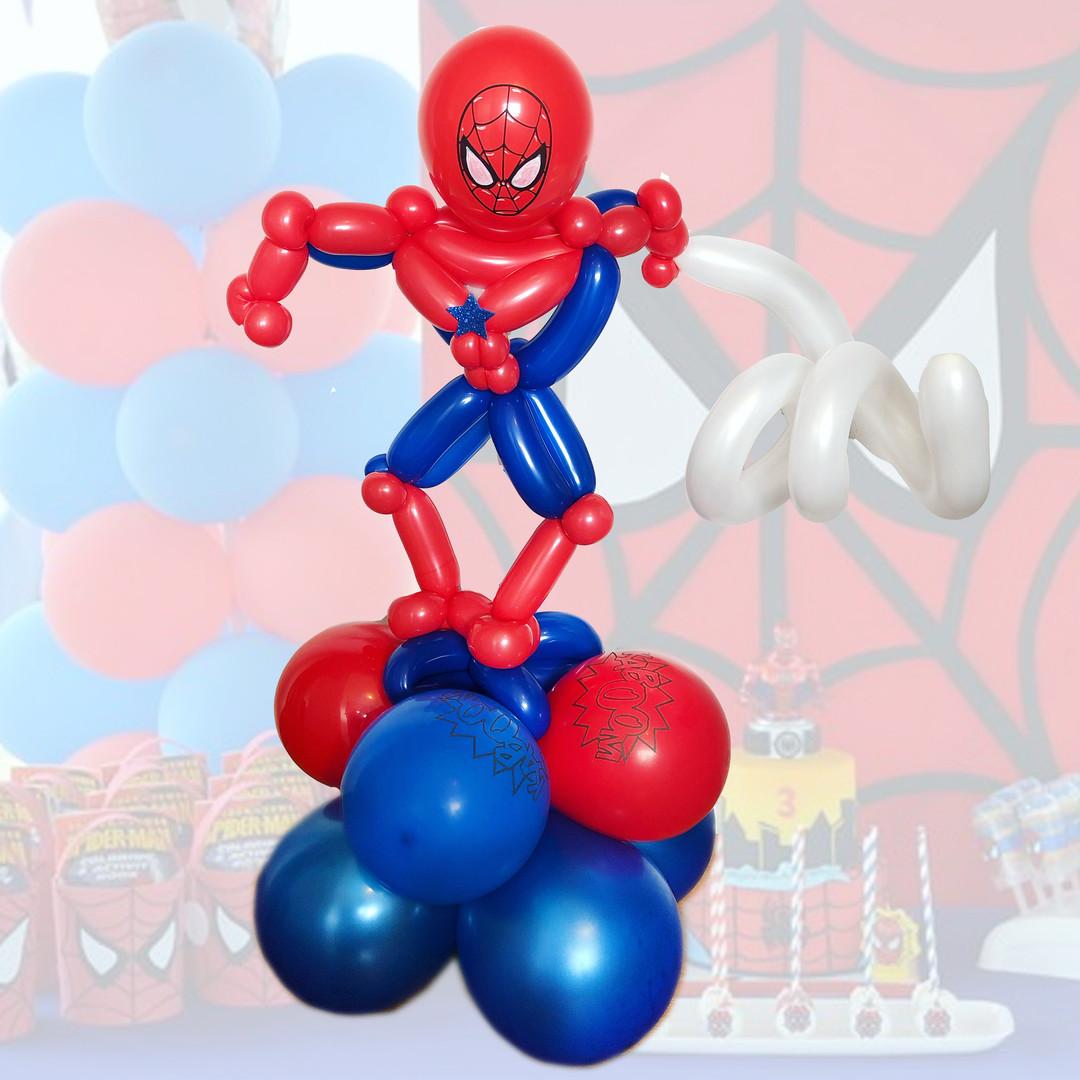 Spiderman Superhero balloon