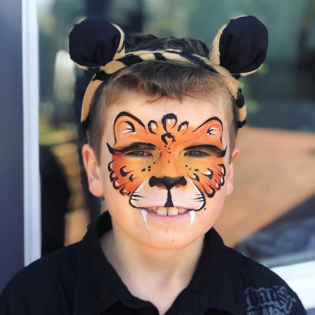 Leopard Cheetah boy