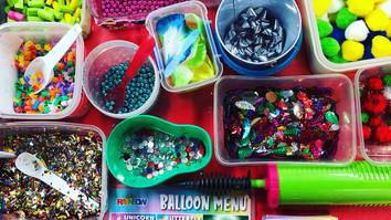 balloon extravaganza