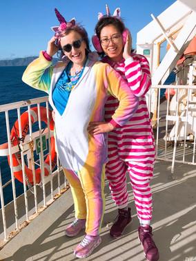 Boat onesies
