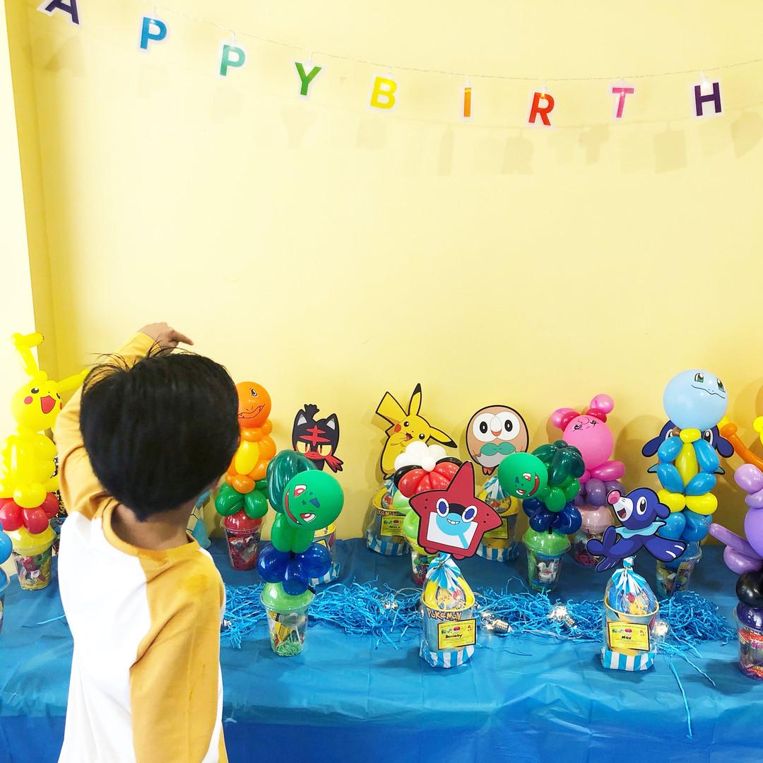 pokemon balloons