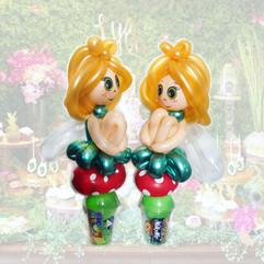 fairies balloons