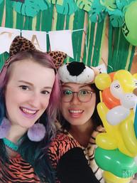 Jungle balloons