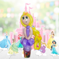 Princess Rapunzel Balloons