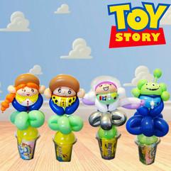 Toy Story theme balloons