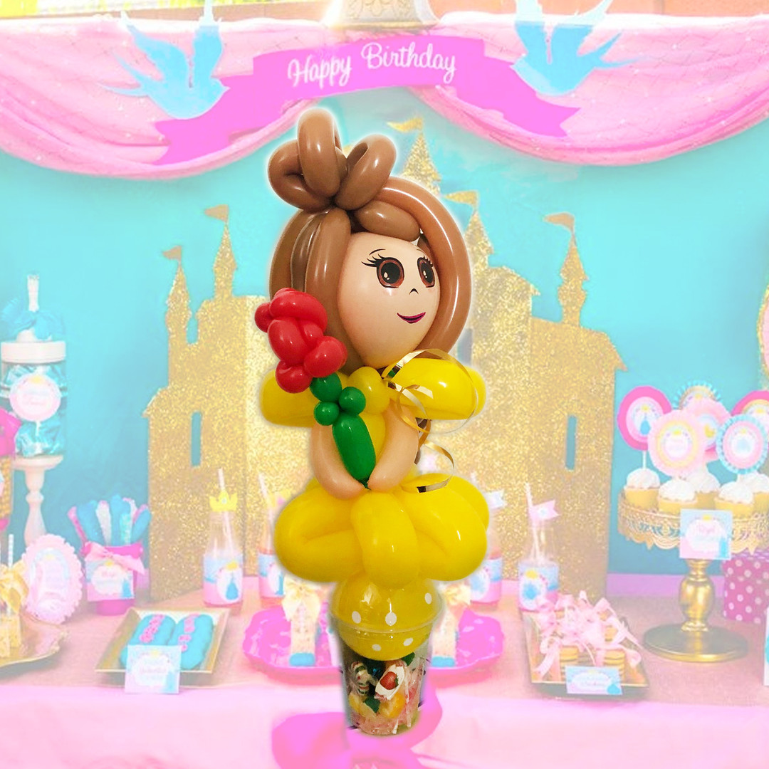 belle balloon