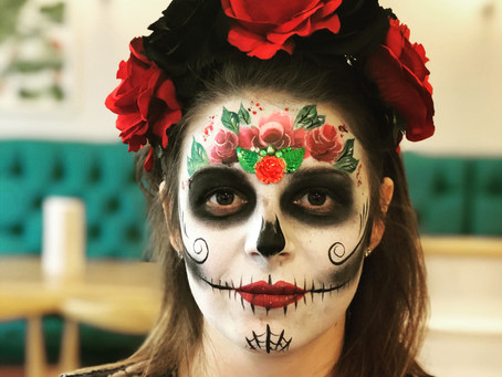 Halloween Face Painting Bookings Now Open!