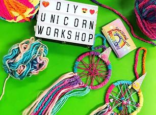diy unicorn workshop supplies  Wellington New Zealand