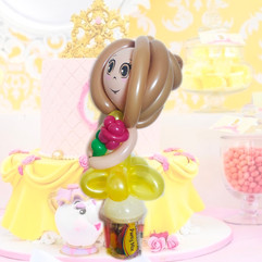 Princess Belle balloon