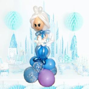Elsa Frozen balloon