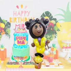 Pipi Ma balloon