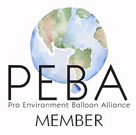 PEBA Pro Environment Balloon Alliance