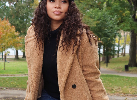 The Coat I'll be Living in All Winter