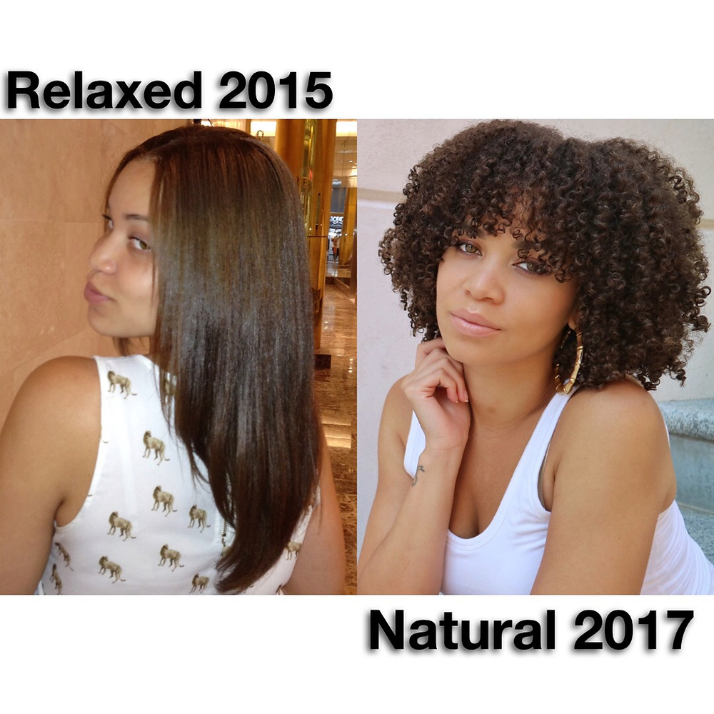 natural hair journey lyasia in the city