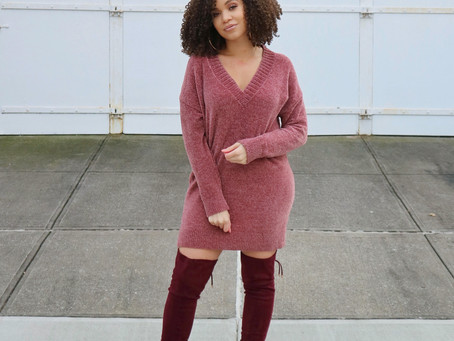 A 'No Fuss' Outfit