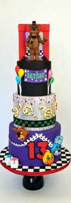 Eathan's 13th Birthday Dream Cake