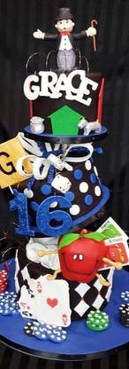 Grace's 16th Birthday Dream Cake