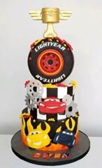 Owen's 5th Birthday Dream Cake