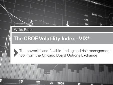 CBOE VIX Whitepaper