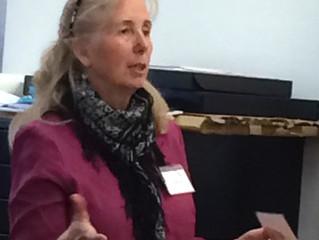 Christine Olson & Helen Wright @ J.W. Robinson Trust Artists' Talk