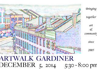 Artwalk Gardiner