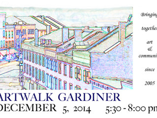 Artwalk Gardiner