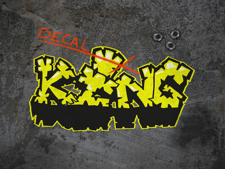 Decal King: Our First Unity Store Asset!