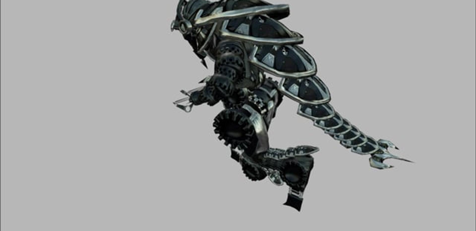 Knight Golem Run