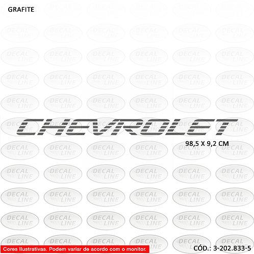 Emblema Auto Adesivo Chevrolet Modelo Pick-Up Corsa